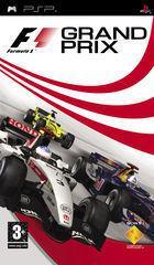 Portada oficial de de F1 Grand Prix para PSP