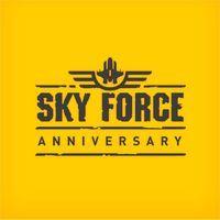 Portada oficial de Sky Force Anniversary para PS4