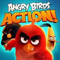 Portada oficial de Angry Birds Action! para Android
