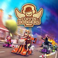 Portada oficial de Coffin Dodgers para PS4