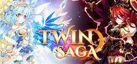 Portada oficial de Twin Saga para PC
