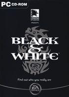 Portada oficial de de Black & White para PC