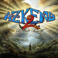 Portada oficial de Azkend 2: The World Beneath para PS4