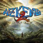 Portada oficial de de Azkend 2: The World Beneath para PS4