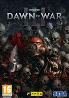 Portada oficial de de Warhammer 40.000: Dawn of War III para PC