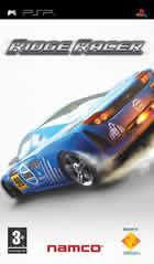 Portada oficial de de Ridge Racer para PSP