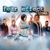 Portada oficial de Fear Effect Sedna para PS4