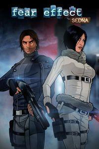 Portada oficial de Fear Effect Sedna para Xbox One