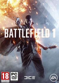 Portada oficial de Battlefield 1 para PC