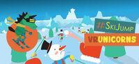 Portada oficial de #SkiJump para PC