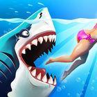 Portada oficial de de Hungry Shark World para Android