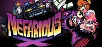 Portada oficial de Nefarious para PC