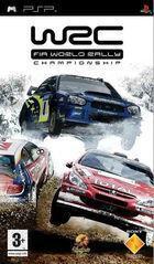 Portada oficial de de WRC para PSP