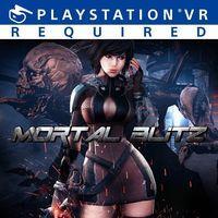 Portada oficial de Mortal Blitz para PS4