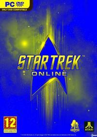 Portada oficial de Star Trek Online para PC