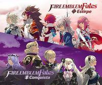 Portada oficial de Fire Emblem Fates: Revelación para Nintendo 3DS