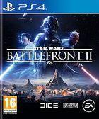 Portada oficial de de Star Wars Battlefront II para PS4
