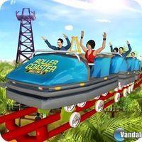 Portada oficial de Roller Coaster Simulator para Android