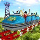 Portada oficial de de Roller Coaster Simulator para Android