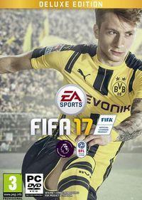 Portada oficial de FIFA 17 para PC
