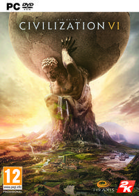 Portada oficial de Sid Meier's Civilization VI para PC