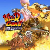 Portada oficial de Wild Guns Reloaded para PS4
