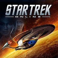 Portada oficial de Star Trek Online para PS4