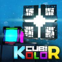Portada oficial de Cubikolor para PS4