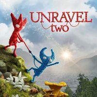 Portada oficial de Unravel 2 para PS4