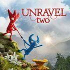 Portada oficial de de Unravel 2 para PS4