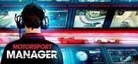 Portada oficial de Motorsport Manager para PC