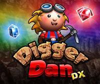 Portada oficial de Digger Dan DX eShop para Nintendo 3DS