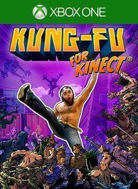 Portada oficial de Kung-Fu for Kinect para Xbox One