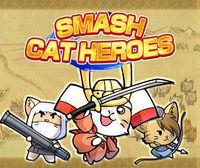 Portada oficial de Smash Cat Heroes eShop para Nintendo 3DS