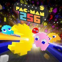 Portada oficial de Pac-Man 256 para PS4