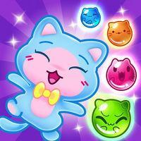 Portada oficial de Kitty Pawp Bubble Shooter para iPhone
