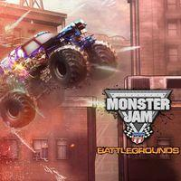 Portada oficial de Monster Jam: Battlegrounds PSN para PS3