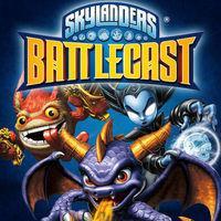 Portada oficial de Skylanders Battlecast para Android