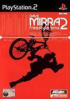 Portada oficial de de Dave Mirra Freestyle BMX 2 para PS2