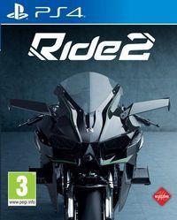Portada oficial de Ride 2 para PS4