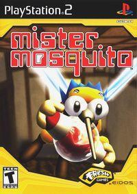 Portada oficial de Mosquito para PS2