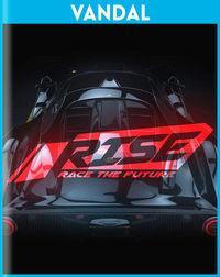 Portada oficial de RISE: Race The Future para PS4