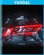 Portada oficial de de RISE: Race The Future para PS4