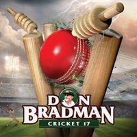 Portada oficial de Don Bradman Cricket 17 para PS4