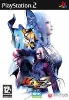 Portada oficial de de King of Fighters: Maximum Impact 2 para PS2