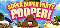 Portada oficial de Super Duper Party Pooper para PC