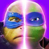 Portada oficial de Las Tortugas Ninja: Leyendas para Android