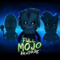 Portada oficial de Full Mojo Rampage para PS4