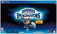 Portada oficial de Skylanders Imaginators para PS4