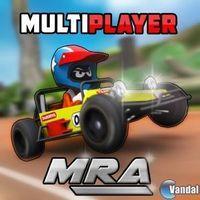 Portada oficial de Mini Racing Adventures para Android